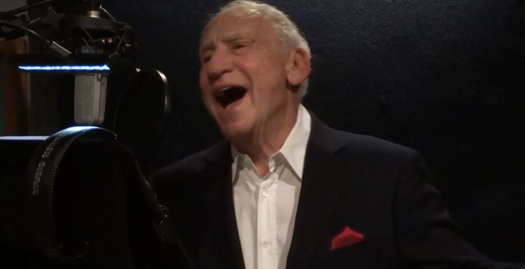 Is Mel Brooks Heading For A Best Song Oscar Nomination? Watch Him Sing 'At The Automat' – Telluride Film Festival.jpg