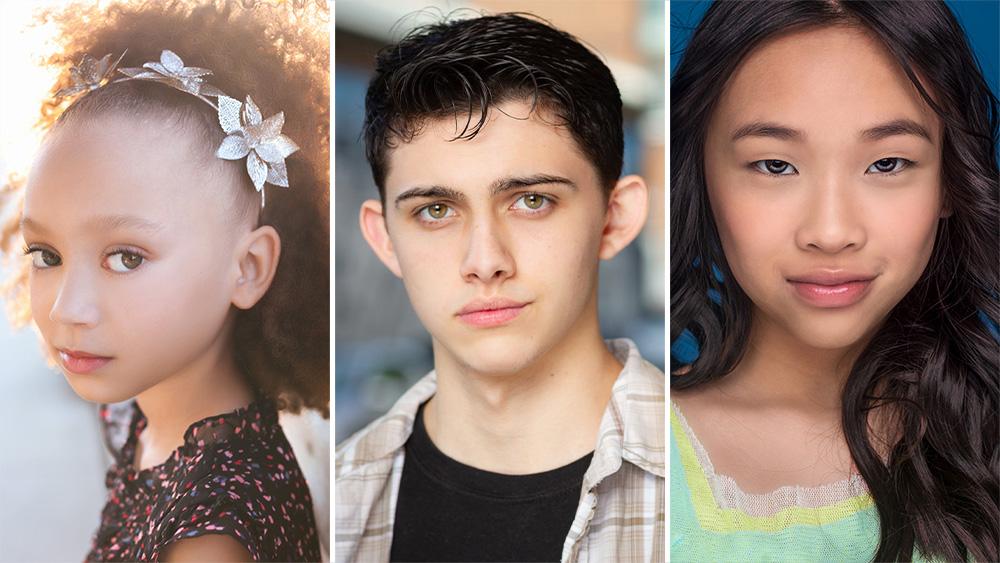 Mikal-Michelle Harris, Felix Avitia, Emmy Liu-Wang