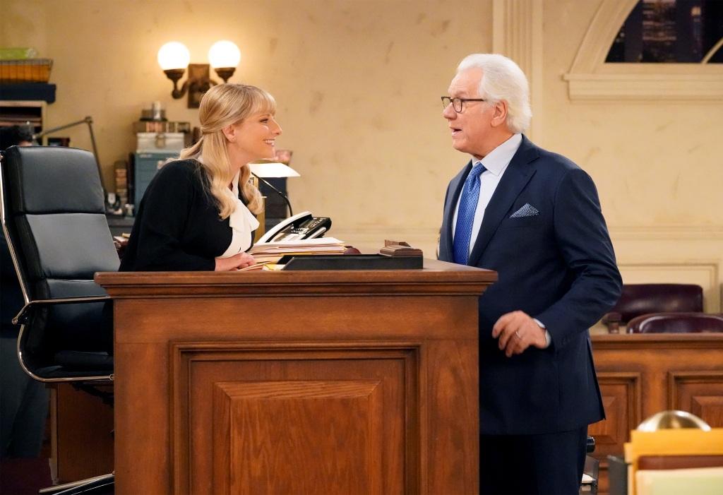 'Night Court' Sequel Starring Melissa Rauch & John Larroquette Lands Series Order At NBC.jpg