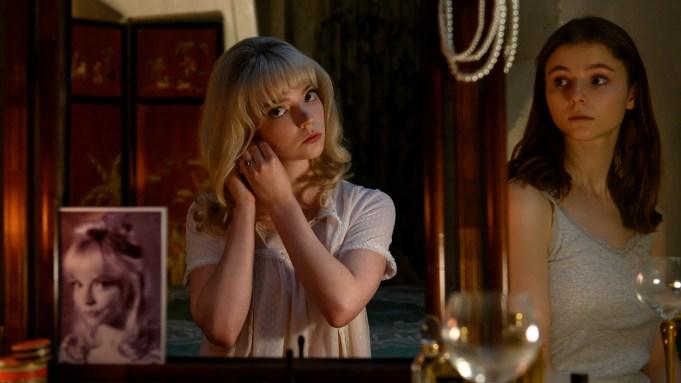 Last Night In Soho' Trailer: Edgar Wright Thriller Starring Anya Taylor-Joy  – Deadline