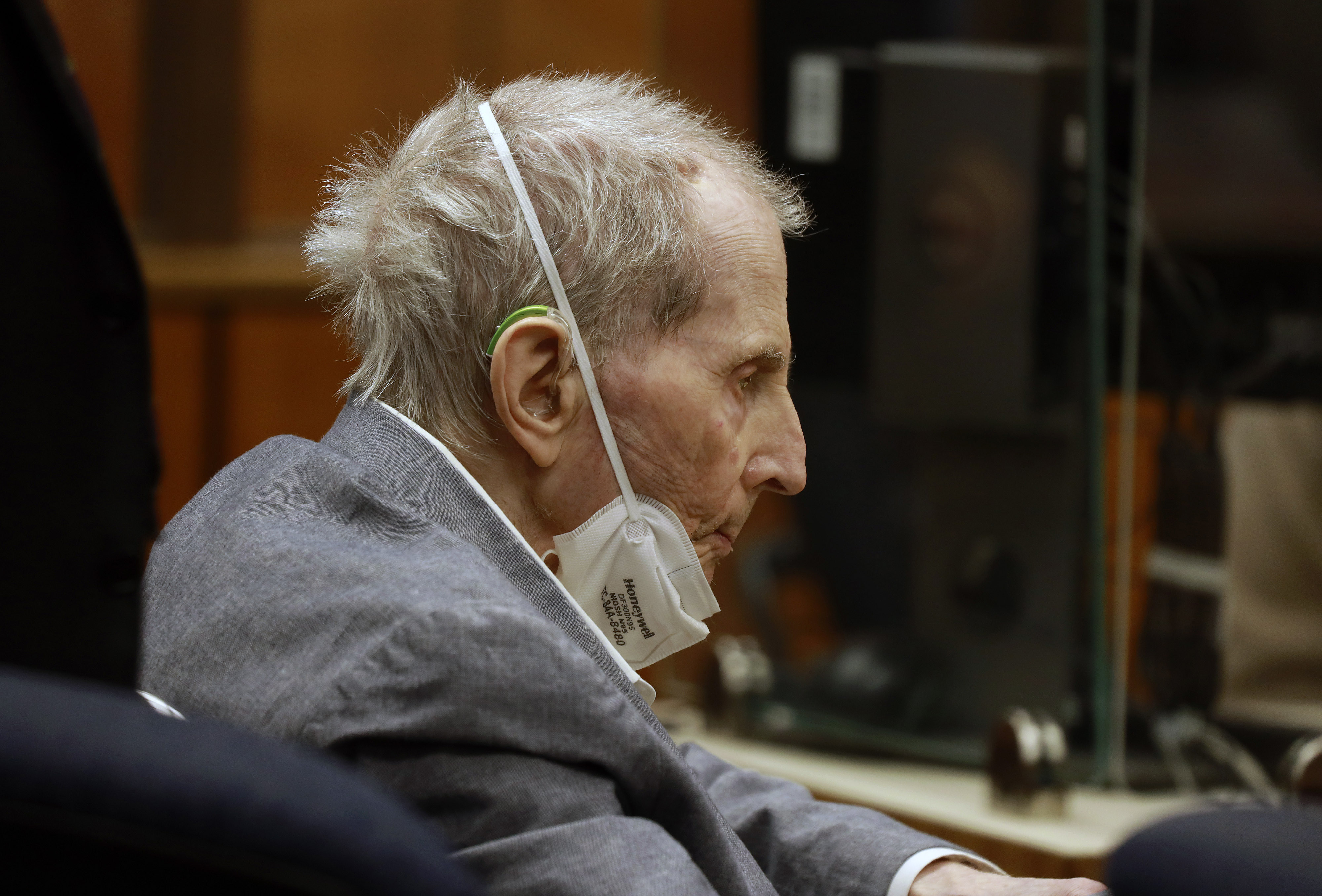 Robert Durst Found Guilty Of Murder By L.A. Jury; 'The Jinx' Subject Faces Up To 25 Years Behind Bars