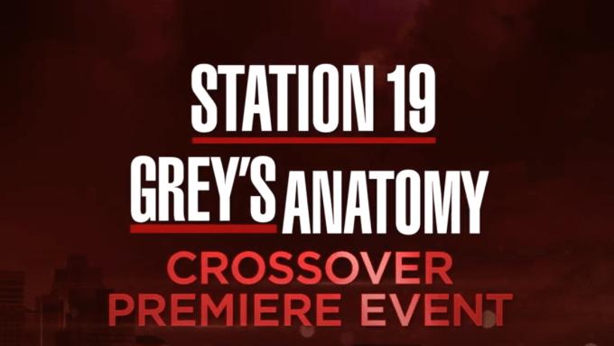 Station 19, Grey's Anatomy Crossover event