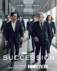 Succession season 3 key art