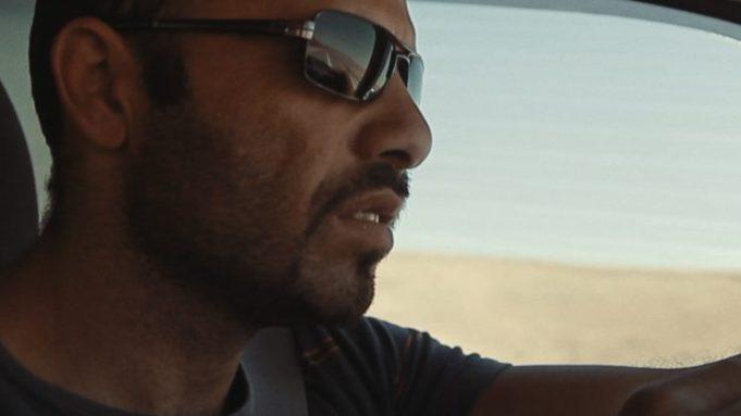 Hamouda in 'The Devil's Driver'