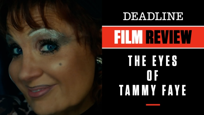 'The Eyes Of Tammy Faye' Review: