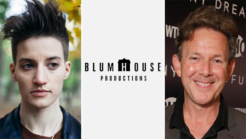 John Logan Blumhouse LGBTQIA+ Empowerment Feature Sets Theo Germaine As Lead.jpg