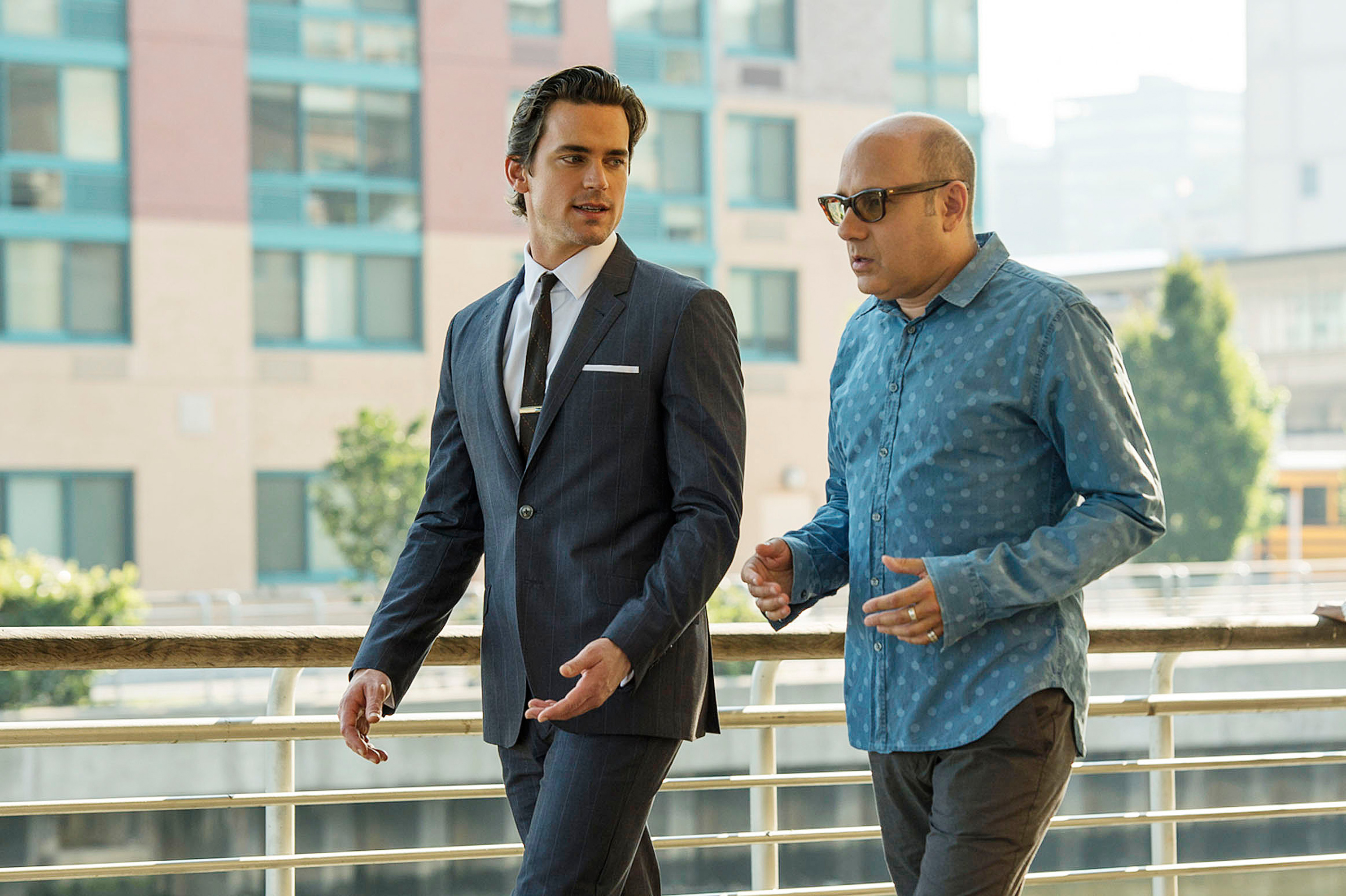 """'White Collar' Stars & Creator Remember Willie Garson: """"You Were the Best Of Us"""""""