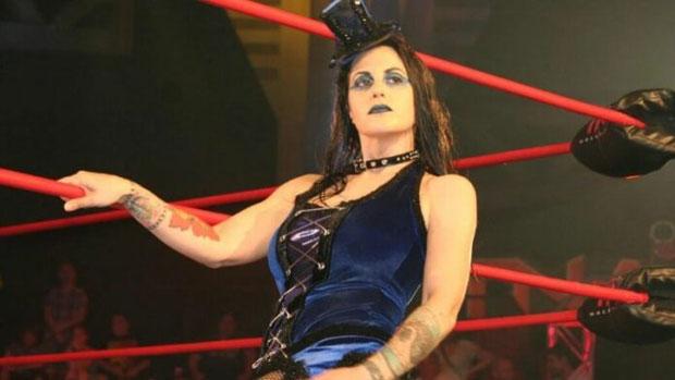 """Daffney Unger Dies: Pro Wrestling's Goth """"Scream Queen"""" Was 46.jpg"""