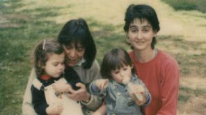 The family at the center of 'Nuclear Family'
