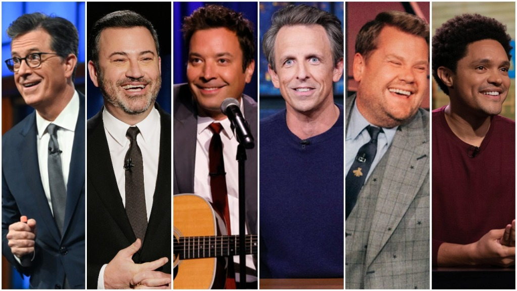 Late-Night Laughs: As Audiences Return & Summer Ends, Variety Talk Shows Find New Energy & Momentum.jpg