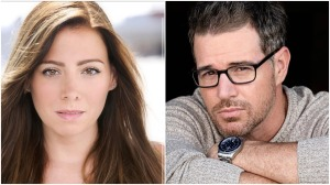 Derek Phillips & Stacey Oristano