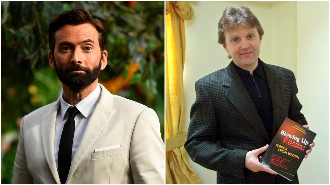 [新聞] David Tennant將主演ITV新劇 利特維年科