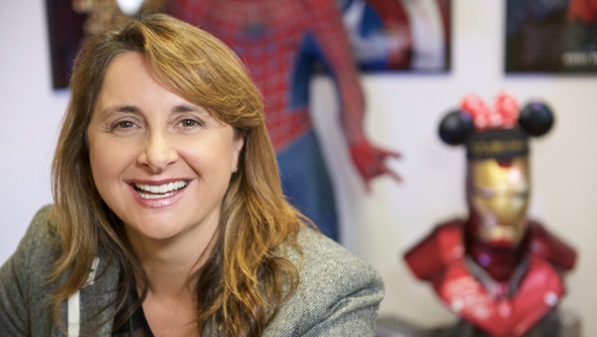 Marvel Studios Promotes Victoria Alonso To President Of Physical, Post Production, VFX And Animation