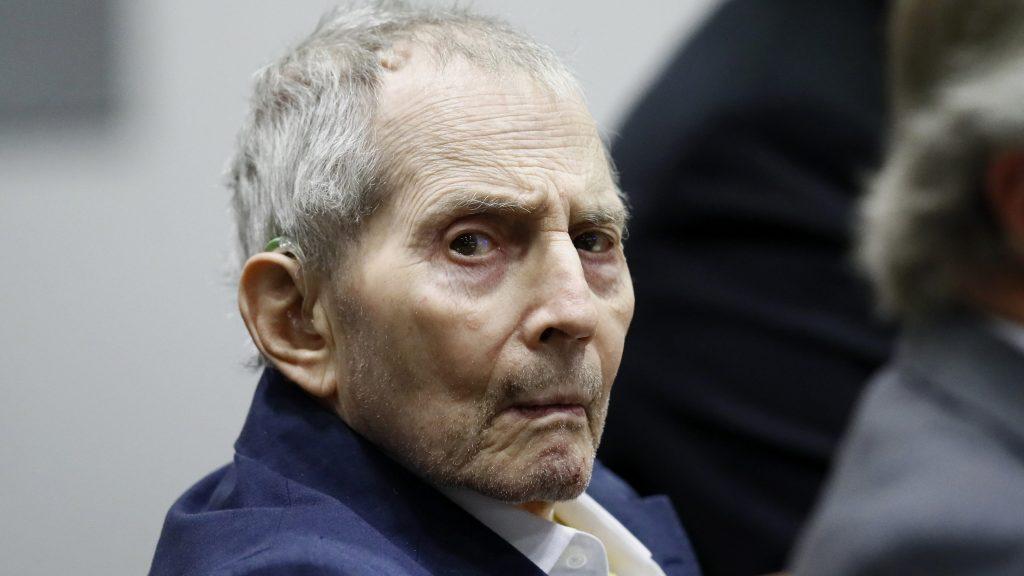 Robert Durst Sentenced To Life In Prison For Murder Of Susan Berman – Deadline