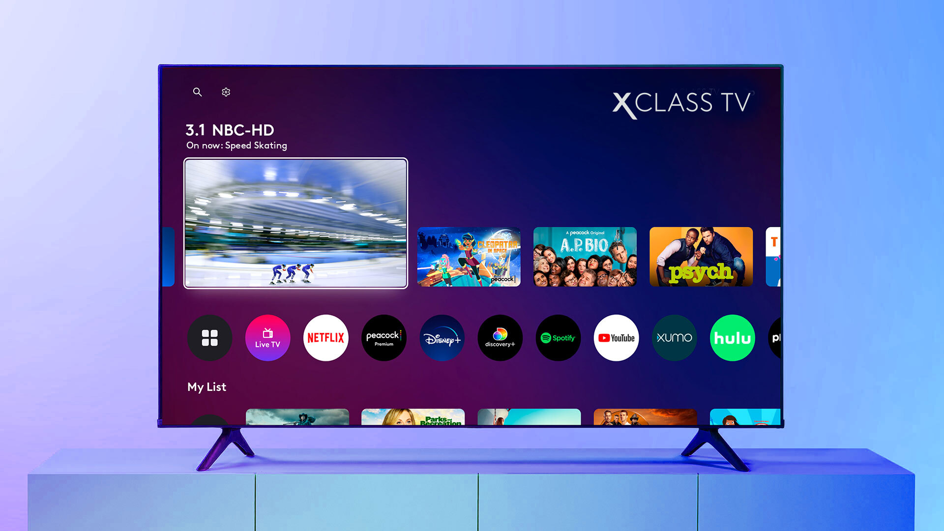 Comcast Enters Smart-TV Game With XClass TV, A Peacock-Powered, Streaming-Focused Set