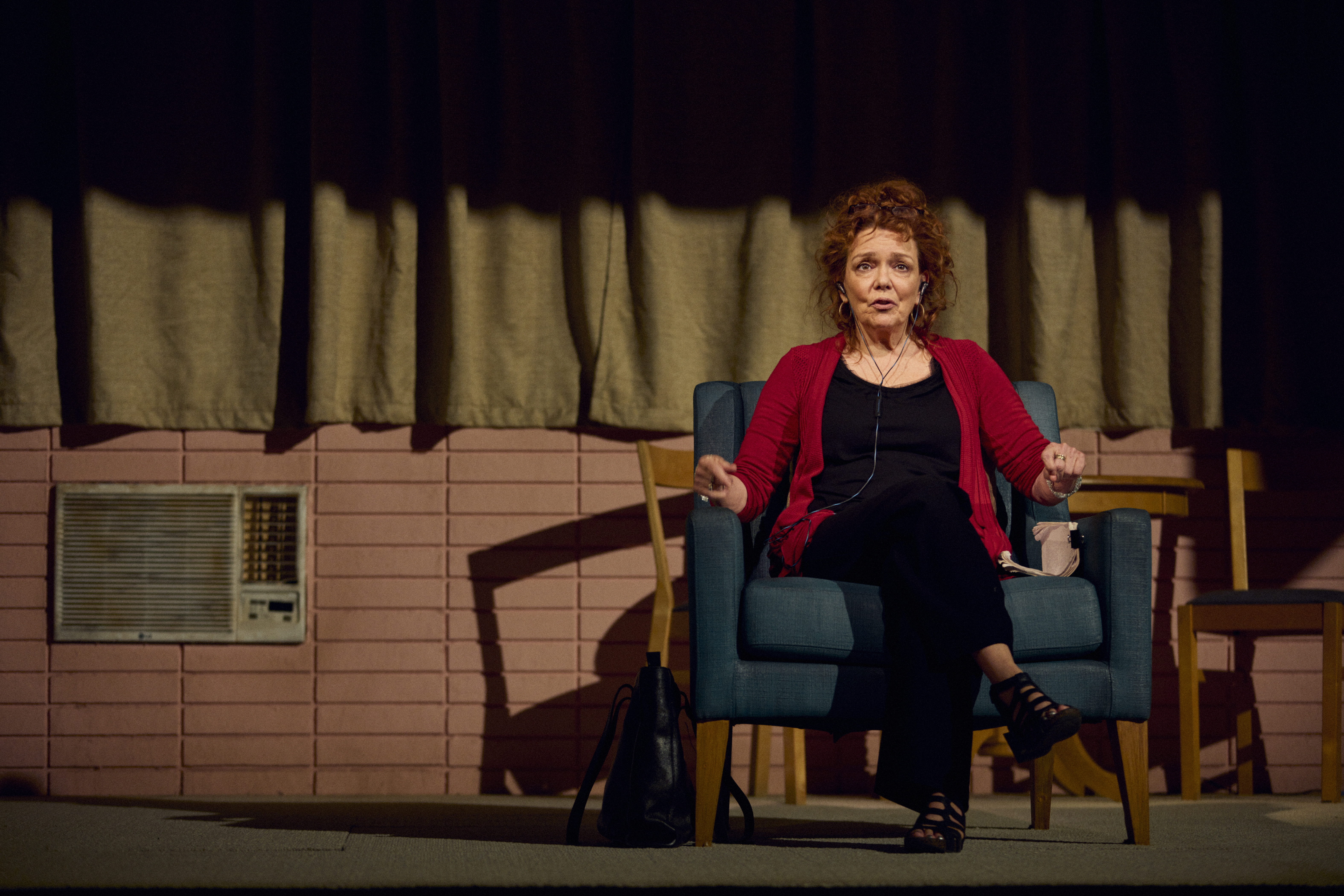 'Dana H.' Broadway Review: Finding Words For The Unthinkable