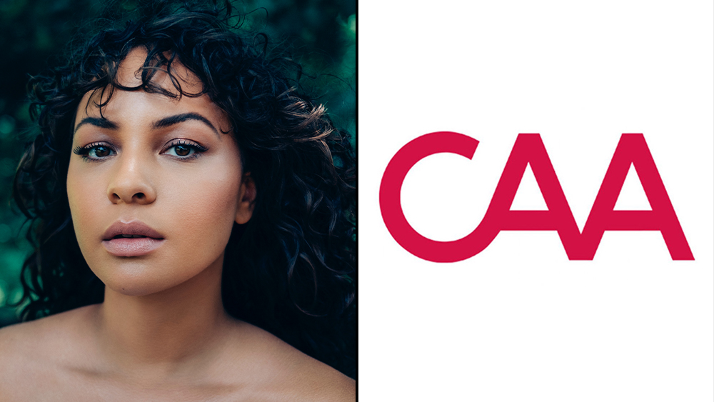 Jasmine Cephas Jones Signs With CAA