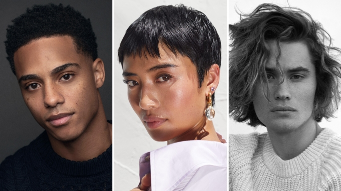 Keith Powers, Brianne Tju, Chase Stokes