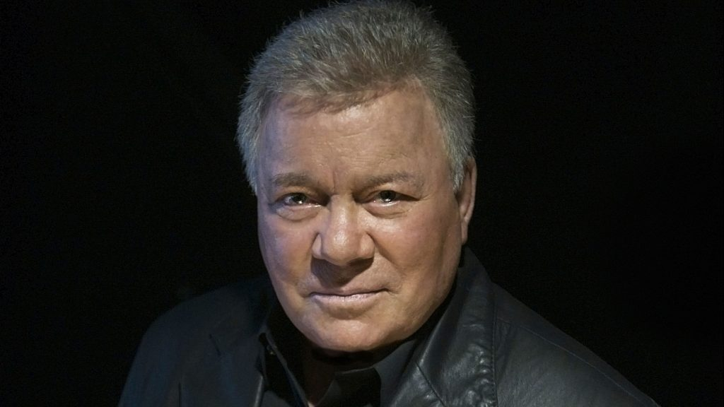 william shatner is afraid to go to space deadline