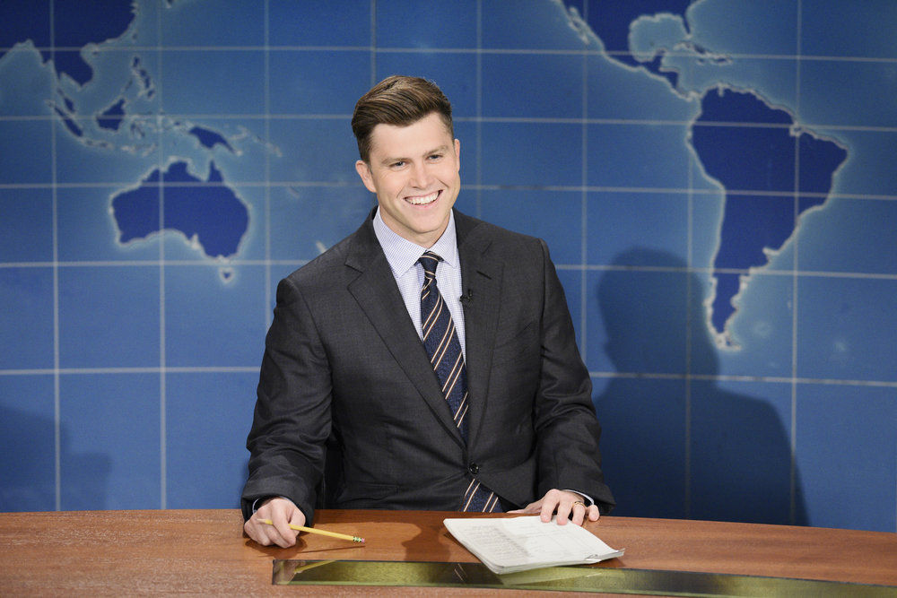 'SNL': Colin Jost Breaks Seth Meyers' Weekend Update Record