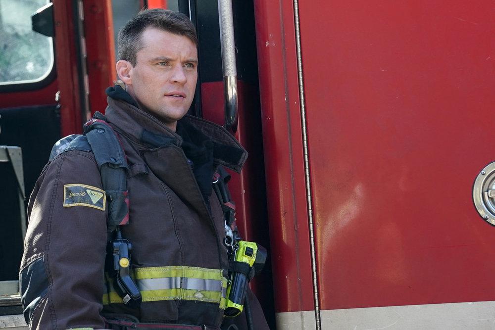 Jesse Spencer Exits 'Chicago Fire' After 10 Seasons - Deadline