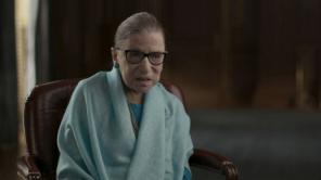 Ruth Bader Ginsburg in 'My Name Is Pauli Murray'