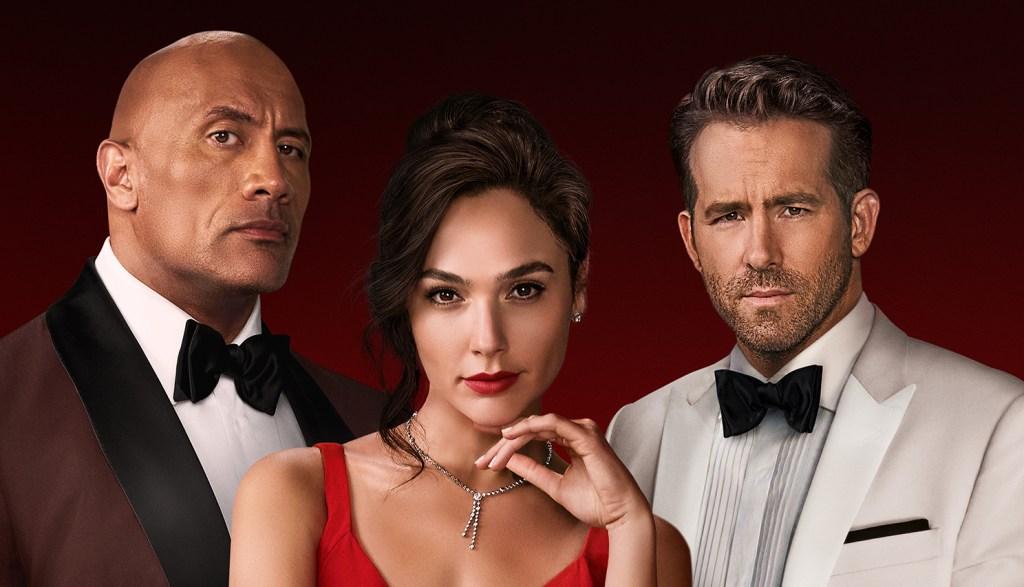 Red Notice Trailer: Dwayne Johnson, Gal Gadot, Ryan Reynolds Turns Theft To Art In Netflix Heist Comedy
