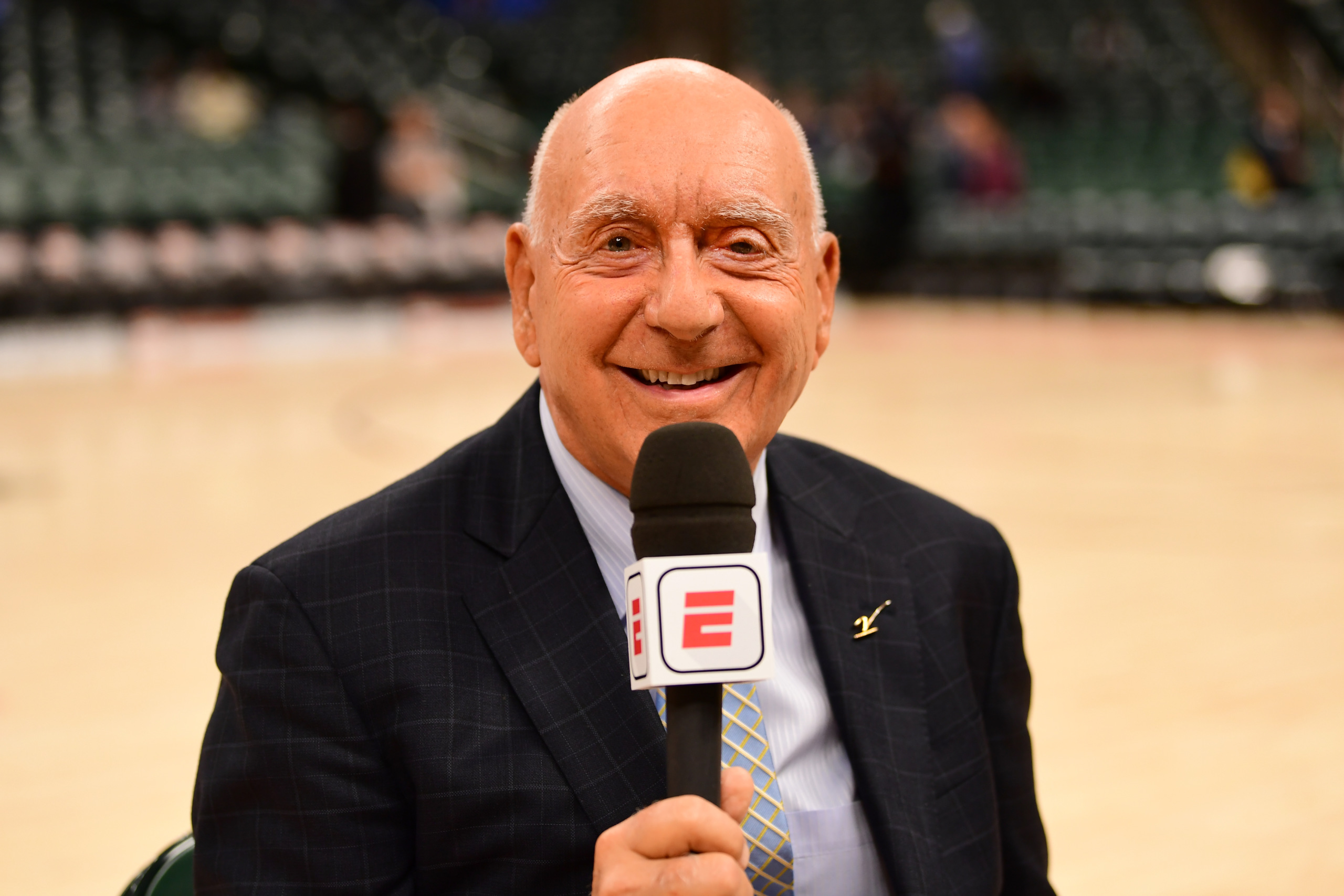 ESPN College Basketball Announcer Dick Vitale Announces Lymphoma Diagnosis