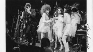 Rubén Funkahuatl Guevara performs in 1984