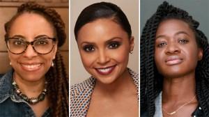Wilandrea Blair, Danielle Nicolet, and Moni Oyedepo