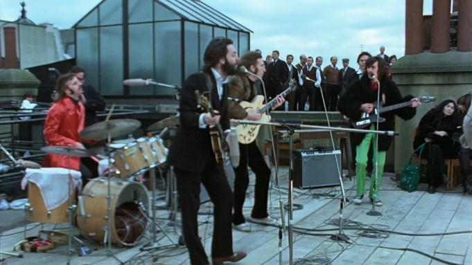 Beatles 'Get Back' Official Trailer &