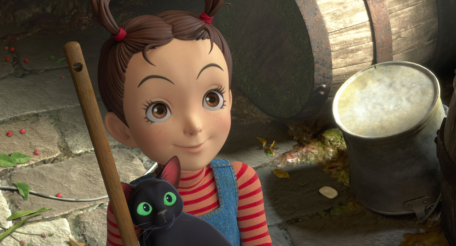 Studio Ghibli's 'Earwig And The Witch' Coming To Netflix