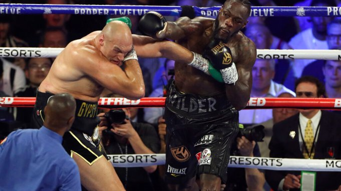 [WATCH] Deontay Wilder Offers Preview Of