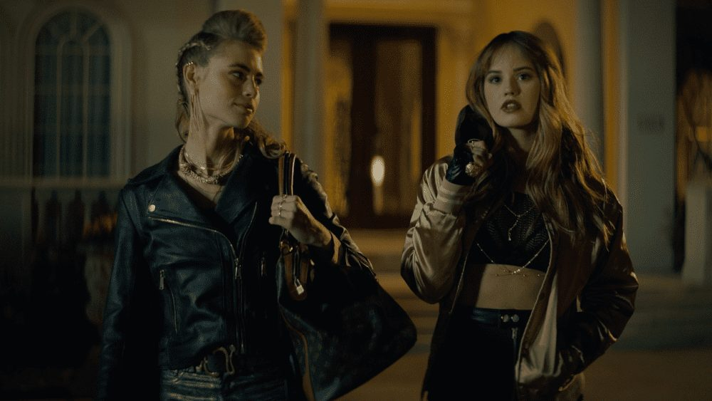 'Night Teeth' Review: Humans Battle Vampires In Stylish L.A. Thriller