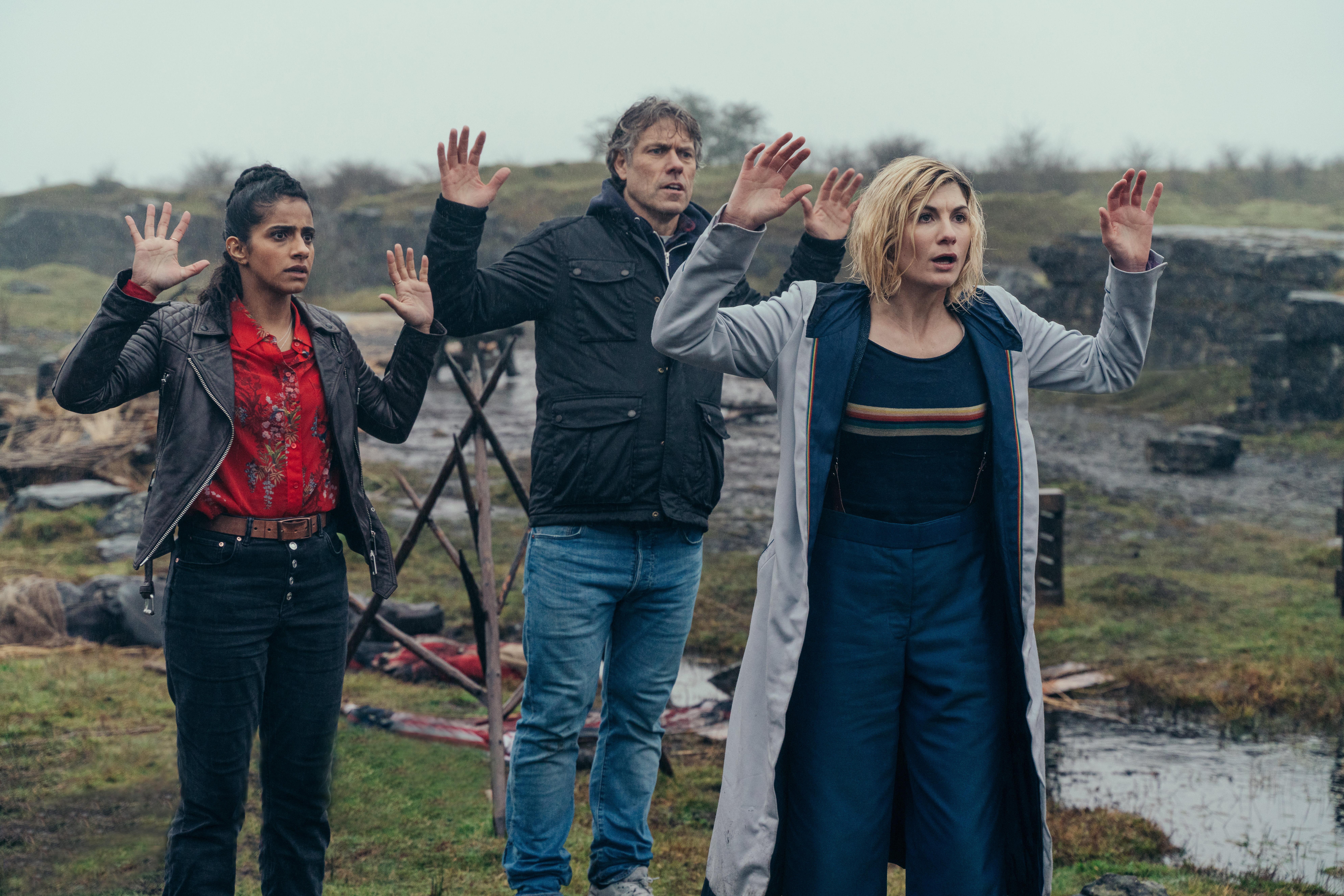 'Doctor Who: Flux' Releases First-Look Trailer For 13th Season, Spotlighting Guest Actors And Monsters