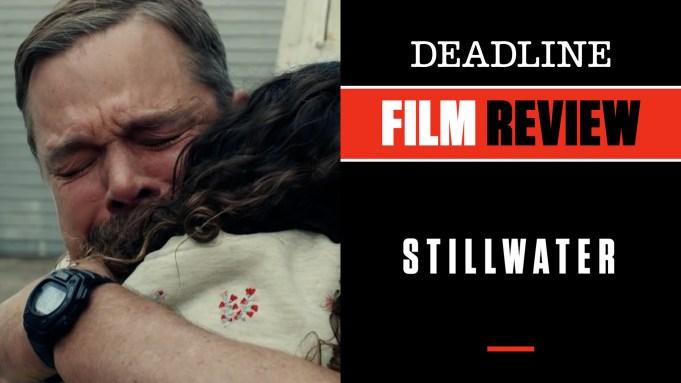 'Stillwater' Review: Matt Damon In Tom
