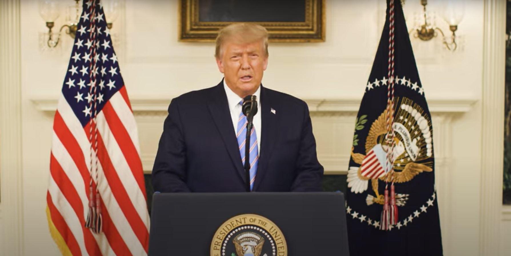 US: Donald Trump wins impeachment trial    PEAKVIBEZ