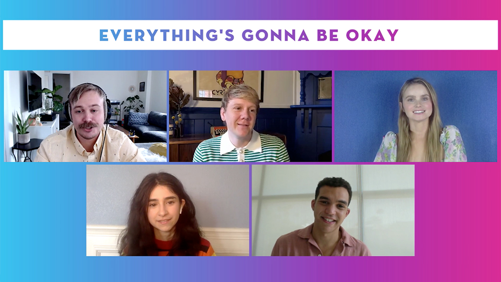 """'Everything's Gonna Be Okay' Creator-Star Josh Thomas On """"More Introspective"""" Season That Resulted From Shooting During Pandemic – Contenders TV.jpg"""