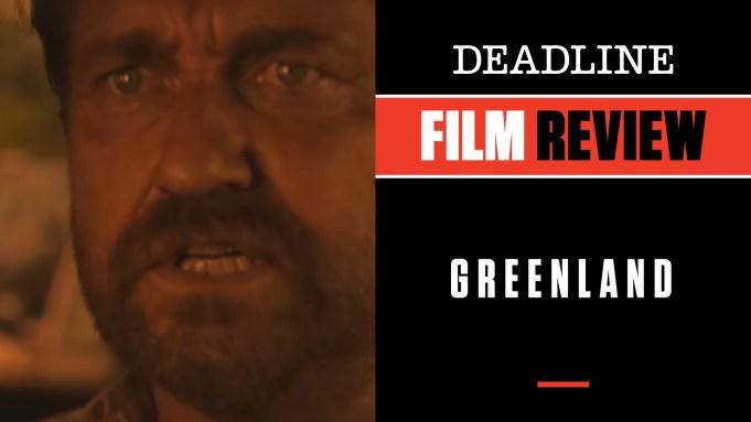 [WATCH] 'Greenland' Review: Gerard Butler Vs.