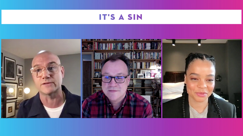 'It's A Sin' Creator Russell T. Davies & Star Lydia West On Learning From The '80s In HBO Max Series – Contenders TV.jpg