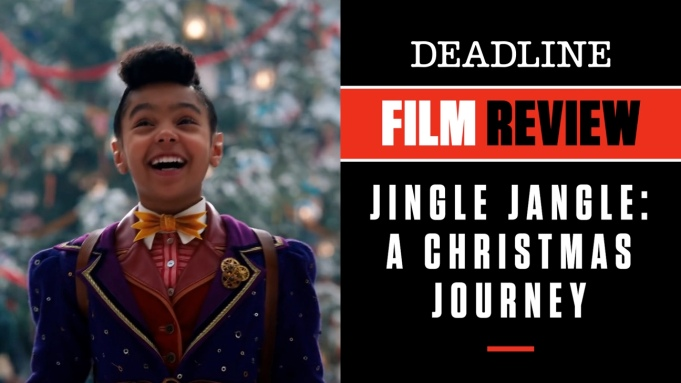[WATCH] 'Jingle Jangle: A Christmas Journey'