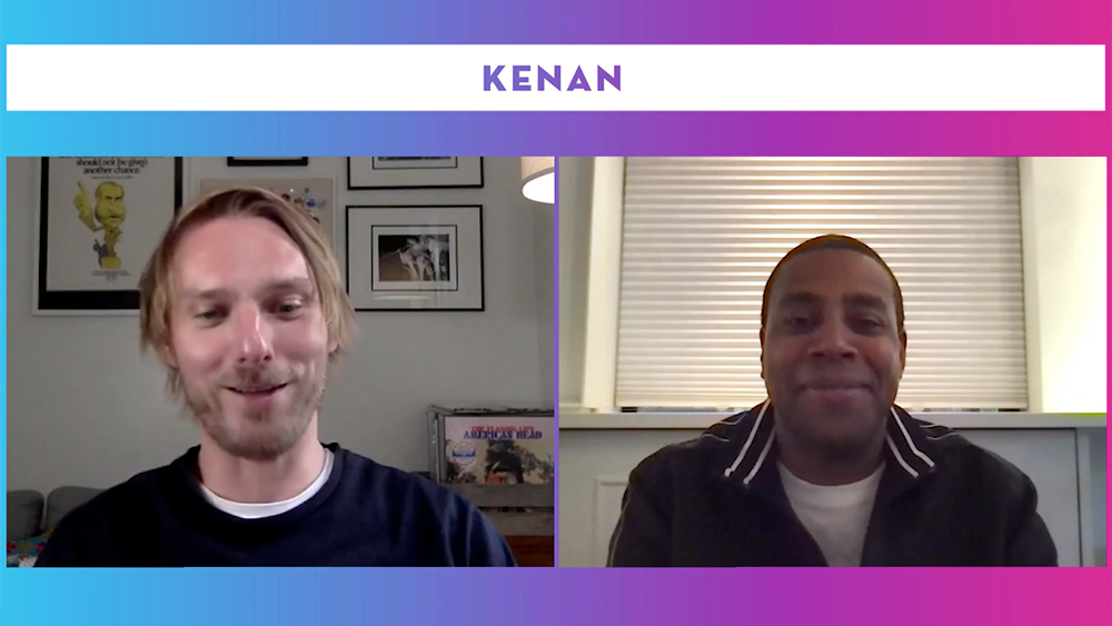 Kenan Thompson Says 'Kenan' Will Ramp Up The Romance In Season 2 – Contenders TV