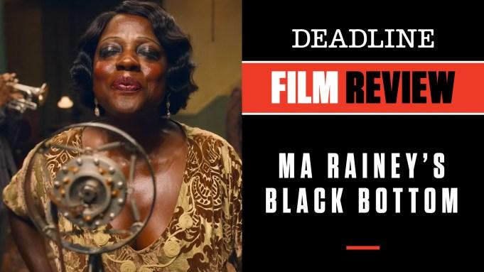[WATCH] 'Ma Rainey's Black Bottom' Review: