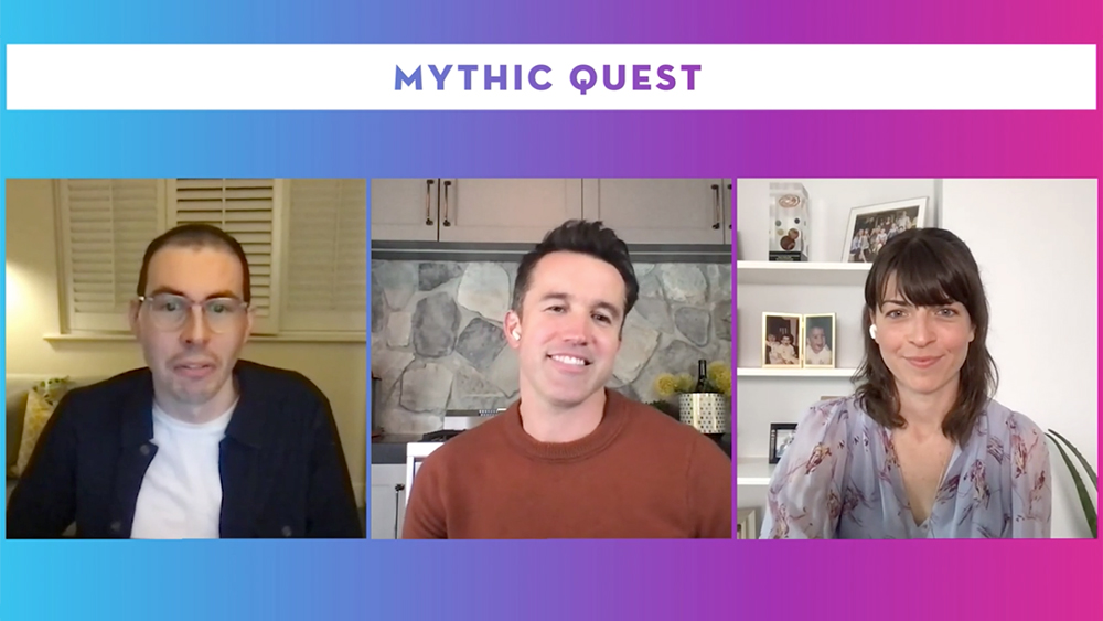 """Rob McElhenney Says He Had To """"Throw Out"""" Season 2 Of 'Mythic Quest' Amid The Pandemic – Contenders TV.jpg"""
