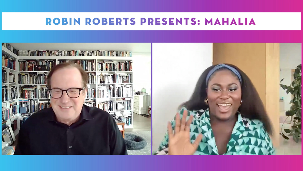 'Robin Roberts Presents: Mahalia' Star Danielle Brooks On How Fate Brought Her And Iconic Singer Together – Contenders TV