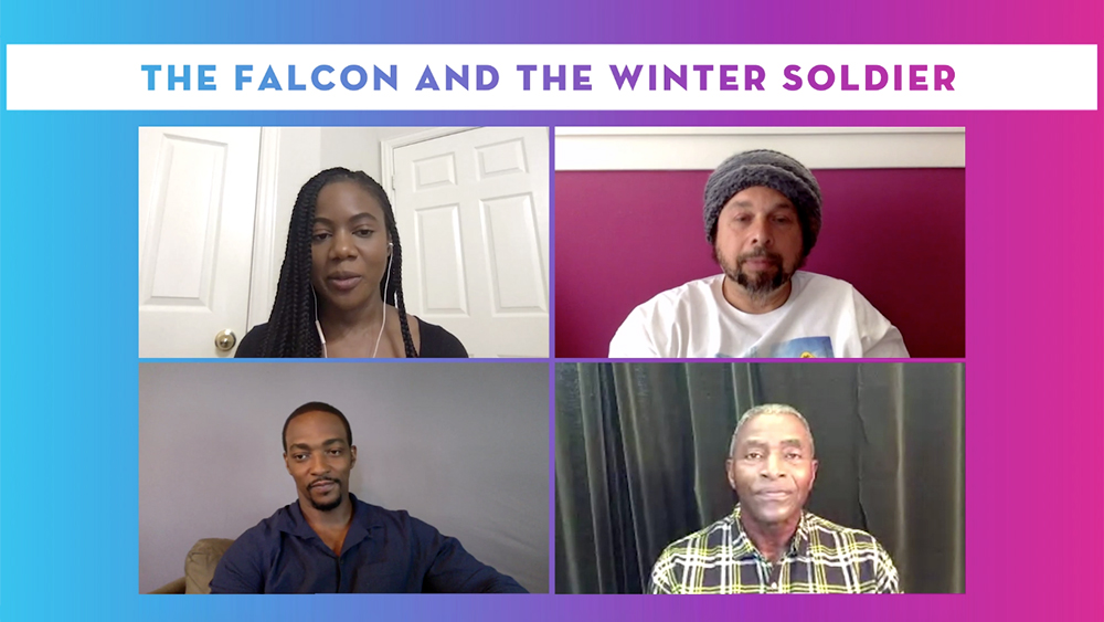 """'The Falcon And The Winter Soldier' Creator & Stars On Tackling Social Issues In """"Very Modern Superhero Show"""" – Contenders TV.jpg"""