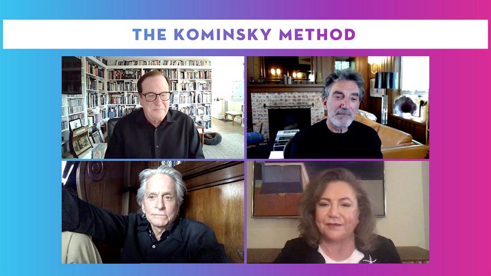Michael Douglas & Kathleen Turner Reteaming For 'The Kominsky Method' Was A No-Brainer – Contenders TV.jpg
