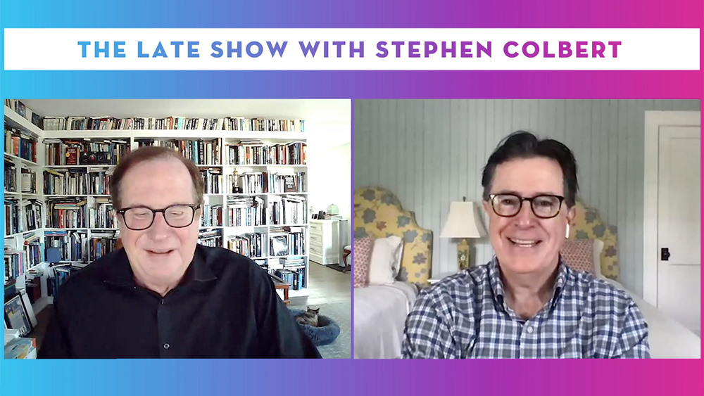 """'Late Show' Host Stephen Colbert Itching To Graduate From """"Storage Room"""" To Studio Audience – Contenders TV.jpg"""
