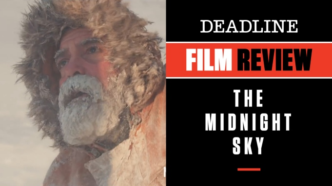[WATCH] 'The Midnight Sky' Review: George