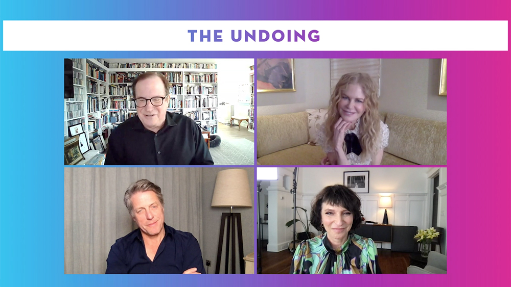 'The Undoing's Nicole Kidman, Hugh Grant & Susanne Bier On The HBO Whodunit's Global Appeal – Contenders TV